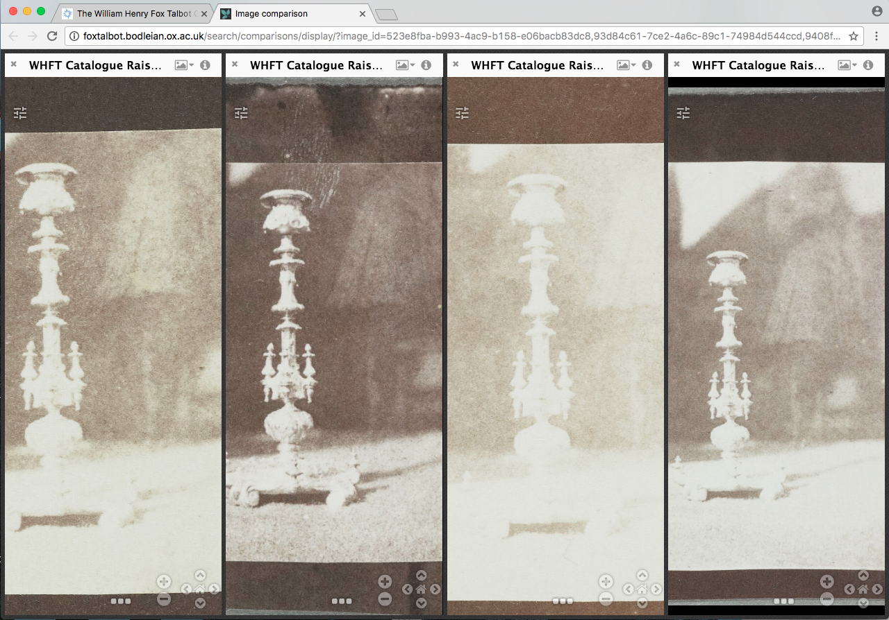 SC1420 - Candlestick with man in the background